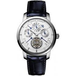 Vacheron Constantin Patrimony Tourbillon Platinum Watch 88172/000P-9495