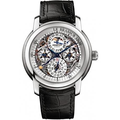 26053PT.OO.D002CR.01 Audemars Piguet Jules Openworked Equation of Time Watch