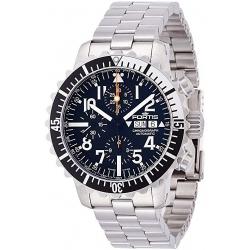 Fortis B-42 Marinemaster Mens Steel Bracelet Watch 638.10.41M