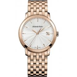 15172OR.OO.1270OR.01 Audemars Piguet Jules Selfwinding 18K Pink Gold Bracelet Watch