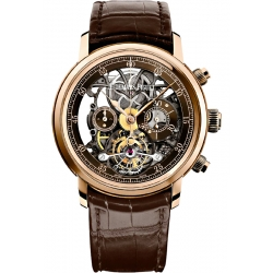26346OR.OO.D088CR.01 Audemars Piguet Jules Tourbillon Chronograph 18K Rose Gold Watch