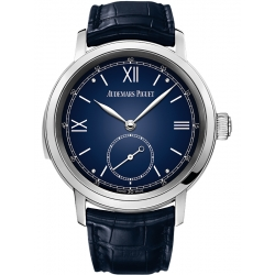 26590PT.OO.D028CR.01 Audemars Piguet Jules Minute Repeater Supersonnerie Blue Dial Watch