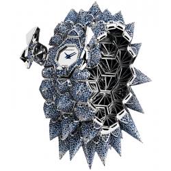 67701BC.SS.9191BC.01 Audemars Piguet Haute Joaillerie Diamond Outrage Blue Sapphire Watch