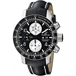 Fortis B-42 Stratoliner Chronograph Mens Watch 665.10.11L