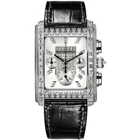 25952BC.ZZ.D001CR.01 Audemars Piguet Edward Chronograph Diamond Watch
