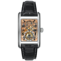 25947PT.OO.D002CR.01 Audemars Piguet Edward Tourbillon Skeleton Platinum Watch