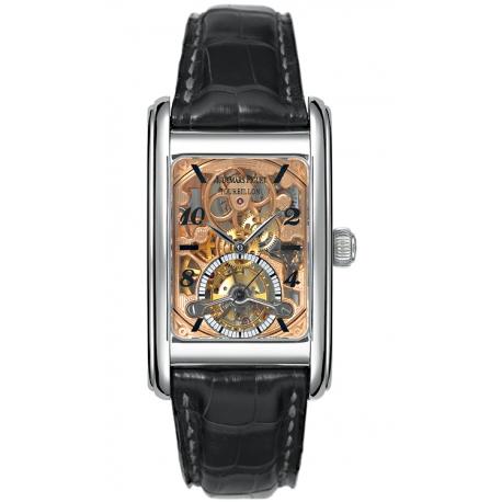 25947PT.OO.D002CR.01 Audemars Piguet Edward Tourbillon Skeleton Platinum Watch