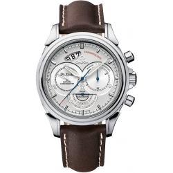 Omega De Ville Co-Axial Chronoscope Mens Steel Watch 4850.30.37