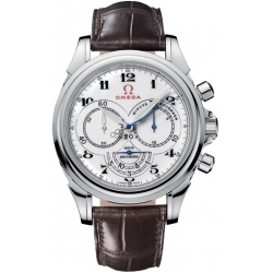 Omega Co-Axial Olympic Timeless Collection Watch 422.13.41.50.04.001