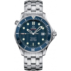 Omega Seamaster Automatic 41mm Steel Case Mens Watch 2220.80