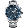 Omega Seamaster 300m Chronograph Mens Steel Watch 2225.80