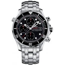 Omega Seamaster 300m Chronograph Steel Bracelet Watch 213.30.42.40.01.001