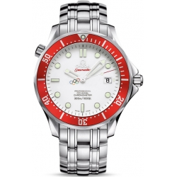 Omega Seamaster Olympic Vancouver 2010 Watch 212.30.41.20.04.001
