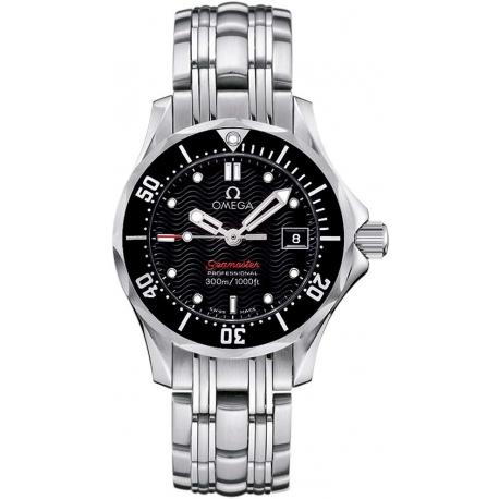 Omega Seamaster Womens Steel Bracelet Watch 212.30.28.61.01.001