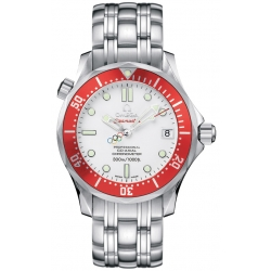 Omega Seamaster Olympic Vancouver 2010 Watch 212.30.36.20.04.001