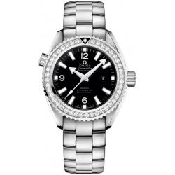 Omega Seamaster Planet Ocean Diamond Watch 232.15.38.20.01.001