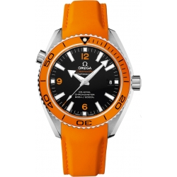 Omega Seamaster Planet Ocean Orange Watch 232.32.42.21.01.001