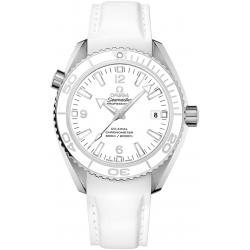 Omega Seamaster Planet Ocean White Watch 232.32.42.21.04.001
