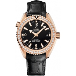 Omega Seamaster Planet Ocean Diamond Bezel Watch 232.58.42.21.01.001