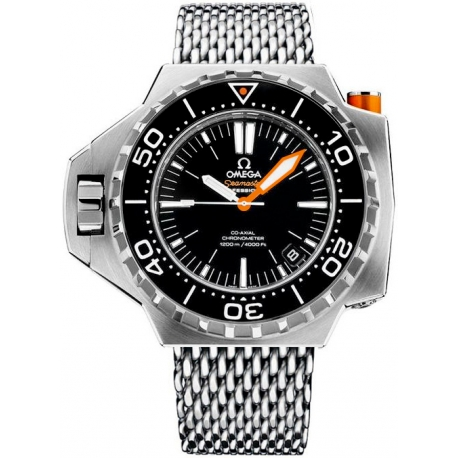 Omega Seamaster PloProf 1200M Steel Watch 224.30.55.21.01.001