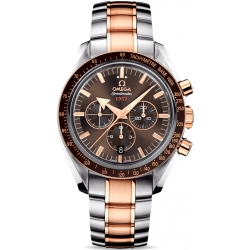Omega Speedmaster Broad Arrow Mens Bracelet Watch 321.90.42.50.13.001