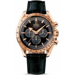 Omega Speedmaster Broad Arrow Rose Gold Watch 321.53.42.50.01.001