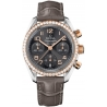 Omega Speedmaster Chrono Womens 2 Tone Watch 324.28.38.40.06.001