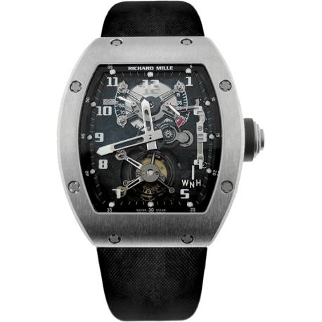 Richard Mille RM 002 V2 Titanium Tourbillon Watch RM002 V2 WG