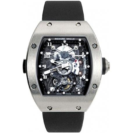 Richard Mille RM 003 V2 Titanium Tourbillon Watch RM003-V2-TI