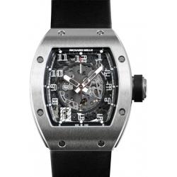 Richard Mille RM 010 Mens Titanium Automatic Watch RM010-TI