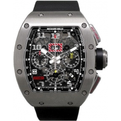 Richard Mille RM 011 Felipe Massa Flyback Mens Watch RM011-TI