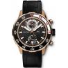 IWC Aquatimer Automatic Chronograph Rose Gold Watch IW376903
