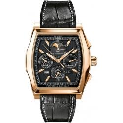 IWC Da Vinci Perpetual Calendar Kurt Klaus Mens Watch IW376205
