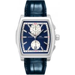 IWC Da Vinci Laureus Sport Chronograph Mens Watch IW376404