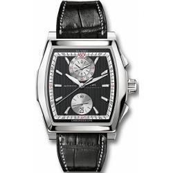 IWC Da Vinci Chronograph Mens Stainless Steel Watch IW376419