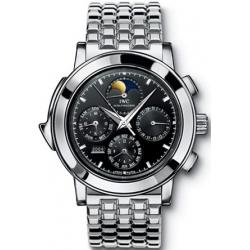IWC Grande Complication Mens Titanium Bracelet Watch IW927020