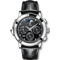 IWC Grande Complication Mens Titanium Watch IW377017