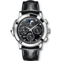 IWC Grande Complication Perpetual Calendar Mens Watch IW377017