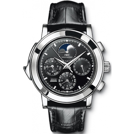 IWC Grande Complication Perpetual Calendar Mens Watch IW377017
