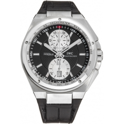 IWC Big Ingenieur Chronograph Mens Steel Watch IW378401