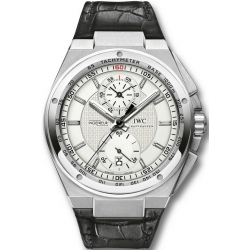 IWC Big Ingenieur Chronograph Mens Steel Watch IW378405