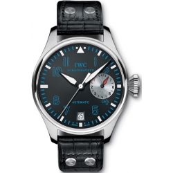 IWC Big Pilots Limited Edition Alexei Nemov Mens Steel Watch