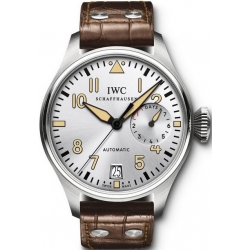 IWC Pilots Automatic Platinum Steel Watches for Father and Son