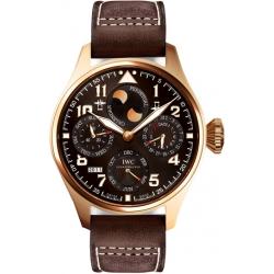 IWC Big Pilots Antoine de Saint Exupery Rose Gold Watch IW502617