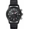 IWC Pilots Top Gun Mens Matte Ceramic Titanium Watch IW388001