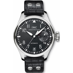 IWC Big Pilots Automatic Mens Steel Case Watch IW500901