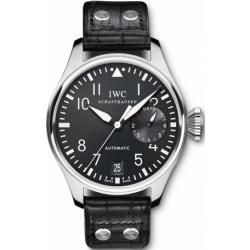 IWC Big Pilots Automatic Mens Steel Case Watch IW500901