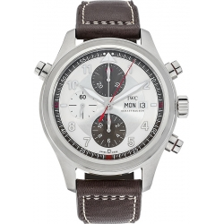 IWC Spitfire Double Automatic Chronograph Mens Watch IW371806