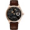IWC Portuguese Perpetual Calendar Mens Rose Gold Watch IW502122