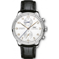 IWC Portuguese Automatic Chronograph Mens Watch IW371445